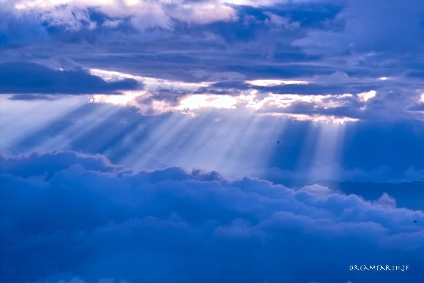 天使の梯子,angel ladder,Jacob Ladder